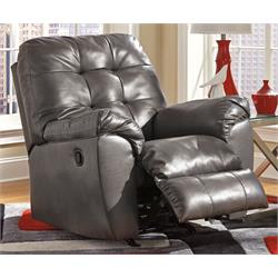 GRAY ROCKER RECLINER 2010225 Image