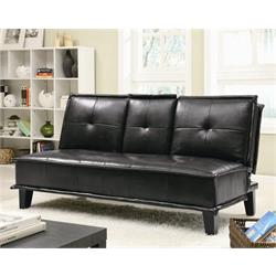 BLACK SOFA BED 300138 Image